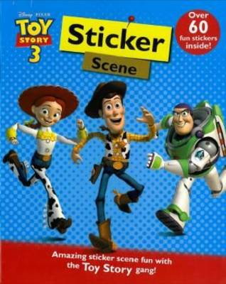 Picture of Disney Sticker Scene:  Toy Story 3
