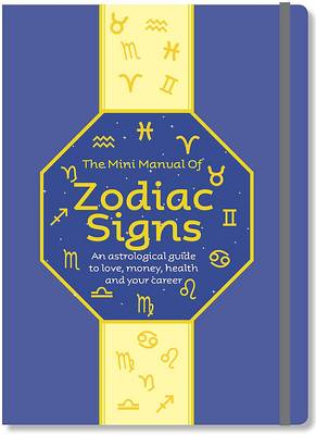 Picture of The Mini Manual of Zodiac Signs