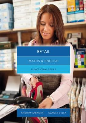 Picture of Maths and English for Retail: Functional Skills