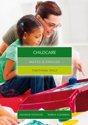 Picture of Maths and English for Childcare: Functional Skills