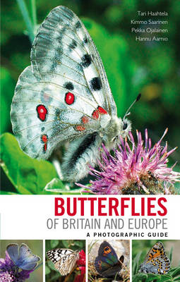 Picture of Butterflies of Britain and Europe: A Photographic Guide