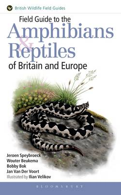 Picture of Field Guide to the Amphibians and Reptiles of Britain and Europe