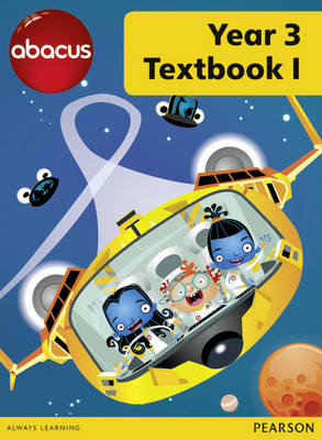 Picture of Abacus Year 3 Textbook 1