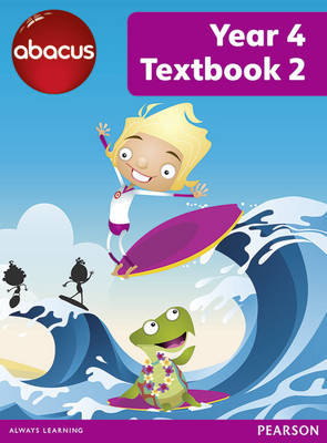 Picture of Abacus Year 4 Textbook 2