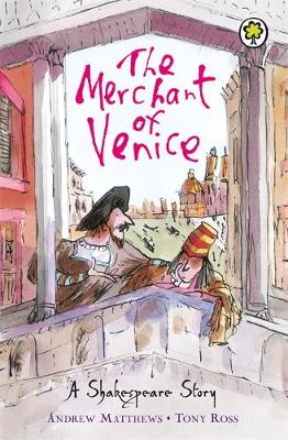 Picture of The Merchant of Venice: Shakespeare Stories for Children