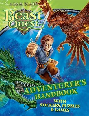 Picture of Adventurer's Handbook: v. 1
