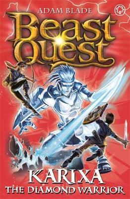 Picture of Karixa the Diamond Warrior: Book 95