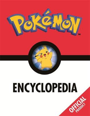 Picture of The Pokemon Encyclopedia: Official