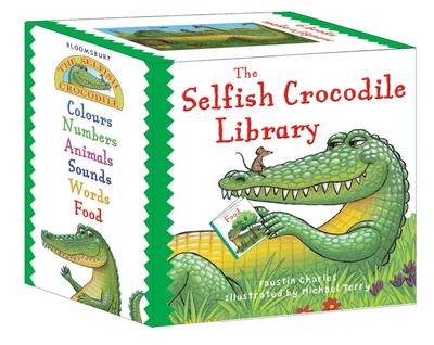 Picture of The Selfish Crocodile Library