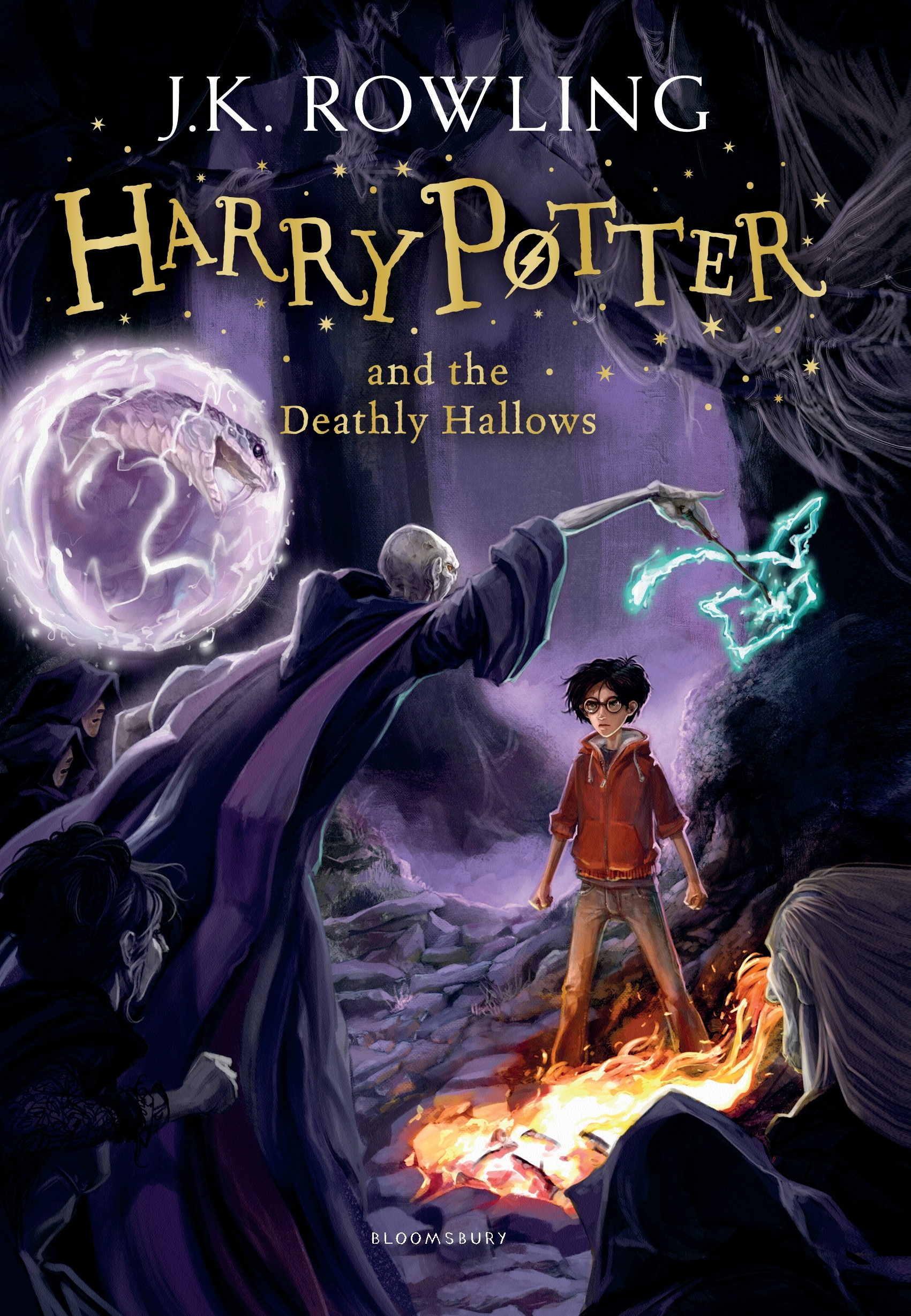 Picture of Harry Potter and the Deathly Hallows