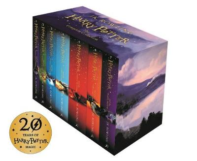 Picture of Harry Potter Box Set: The Complete Collection