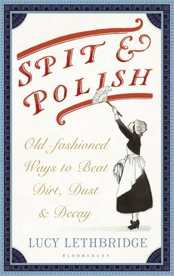 Picture of Spit and Polish: Old-Fashioned Ways to Banish Dirt, Dust and Decay