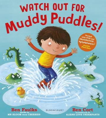 Picture of Watch Out for Muddy Puddles!