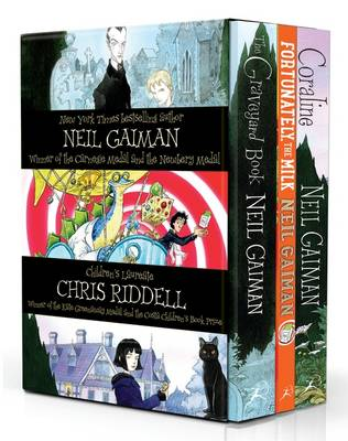 Picture of Neil Gaiman & Chris Riddell Box Set