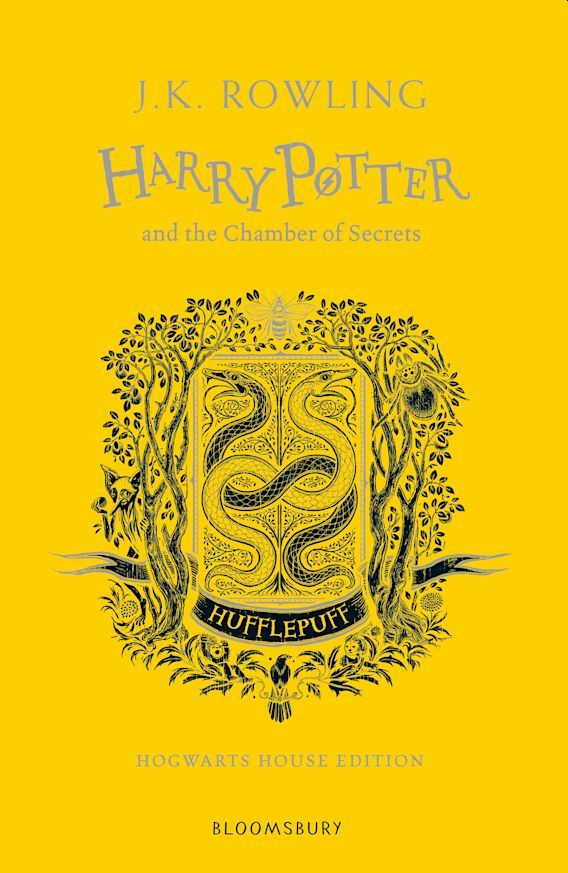 Picture of Harry Potter and the Chamber of Secrets - Hufflepuff Edition