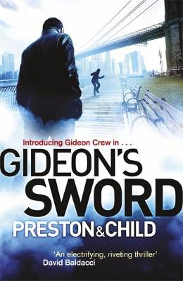 Picture of Gideon's Sword: A Gideon Crew Novel