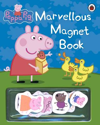 Picture of Peppa Pig: Marvellous Magnet Book