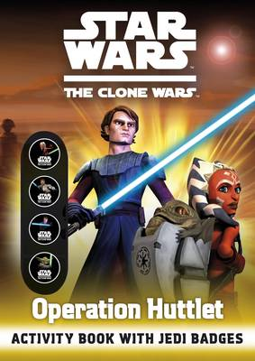 Picture of Operation Huttlet! Activity Book