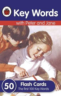 Picture of Key Words: Flash Cards: Peter and Jane