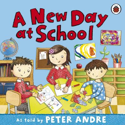 Picture of Peter Andre: A New Day at School