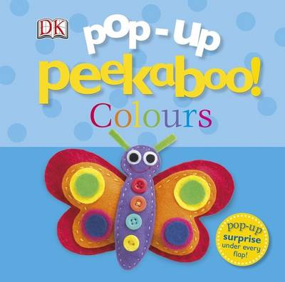Picture of Pop-Up Peekaboo! Colours