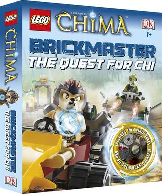 Picture of LEGO Legends of Chima Brickmaster the Quest for Chi
