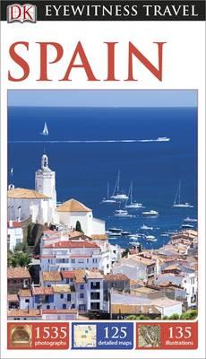 Picture of DK Eyewitness Travel Guide: Spain