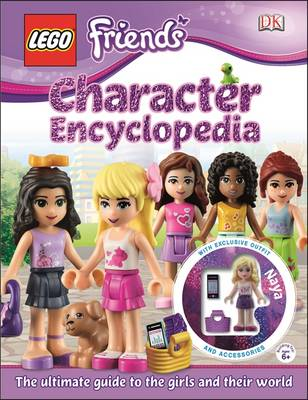 Picture of LEGO Friends Character Encyclopedia