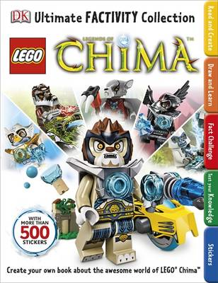 Picture of LEGO Legends of Chima Ultimate Factivity Collection