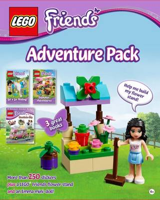 Picture of Lego Friends Adventure Pack