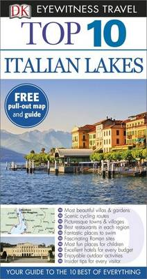 Picture of DK Eyewitness Top 10 Travel Guide: Italian Lakes