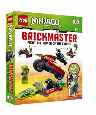 Picture of LEGO Ninjago Fight the Power of the Snakes! Brickmaster