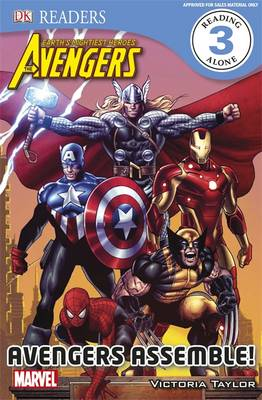 Picture of Marvel Avengers Avengers Assemble!