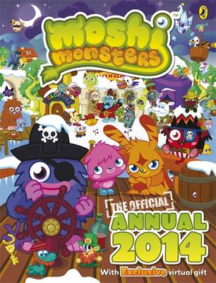 Picture of Moshi Monsters Official Annual: 2014
