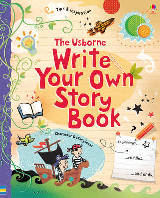 Picture of Write Your Own Story Book