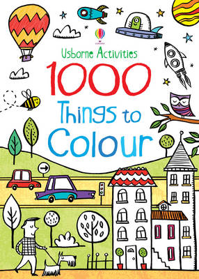 Picture of 1000 Things to Colour