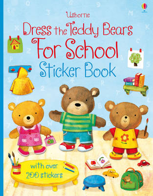 Picture of Dress the Teddy Bears for School