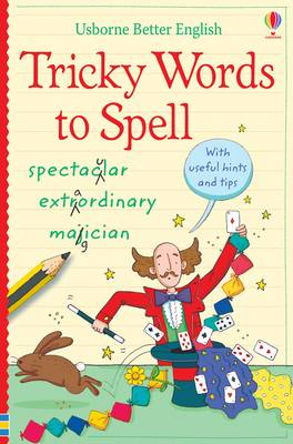 Picture of Tricky Words to Spell