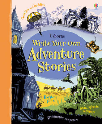 Picture of Write Your Own Adventure Stories