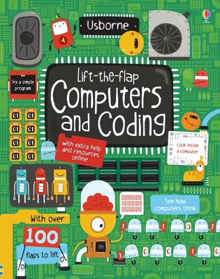 Picture of Lift-the-Flap Computers and Coding