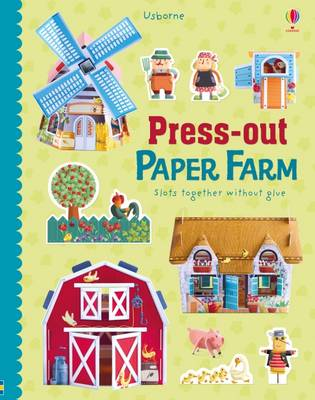 Picture of Press-Out Paper Farm