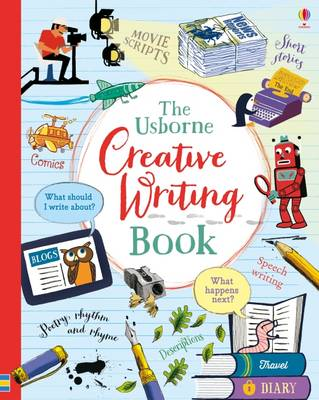 Picture of Creative Writing Book