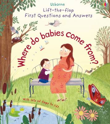 Picture of Lift-The-Flap First Questions & Answers Where Do Babies Come from?
