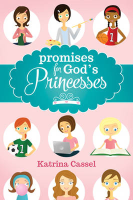 Picture of Promises for God's Princesses