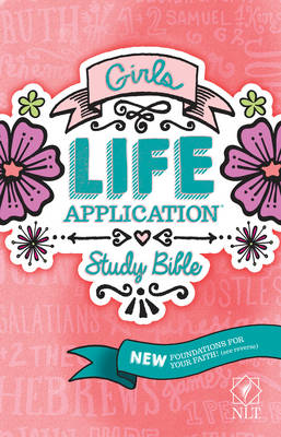Picture of Girls Life Application Study Bible-NLT
