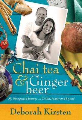 Picture of Chai tea and ginger beer