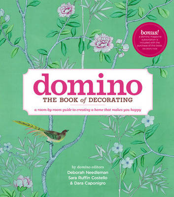 Picture of Domino: the Book of Decorating: A Room-by-Room Guide to Creating a Home That Makes You Happy