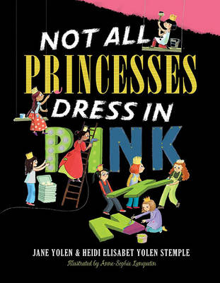 Picture of Not All Princesses Dress in Pink