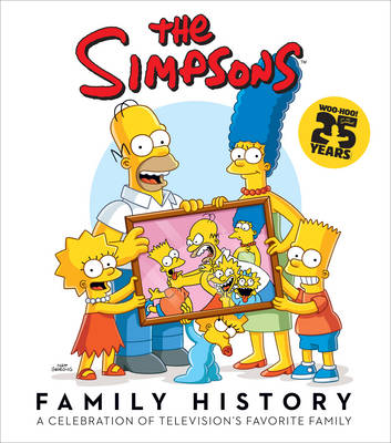 Picture of The Simpsons Family History