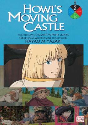 Picture of Howl's Moving Castle  Film Comic: v. 2